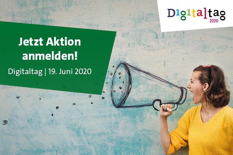 Digitaltag 2020 Online Karte Und Anmeldung Von Veranstaltungen